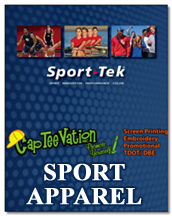 Sporting Apparel Catalog